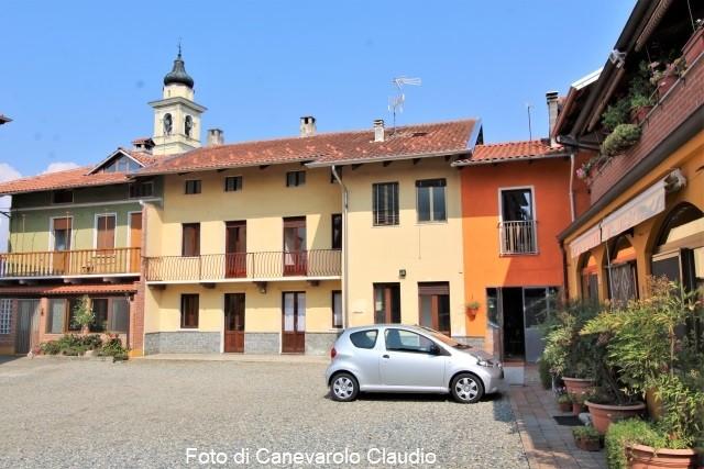 Casa centro schiera in centro paese a Vergnasco