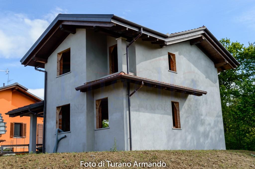 Facciata Villa Indipendente
