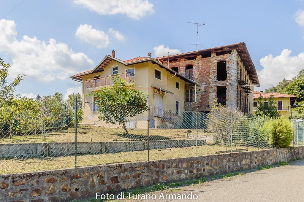 Casa Fine Schiera in vendita Valle San Nicolao