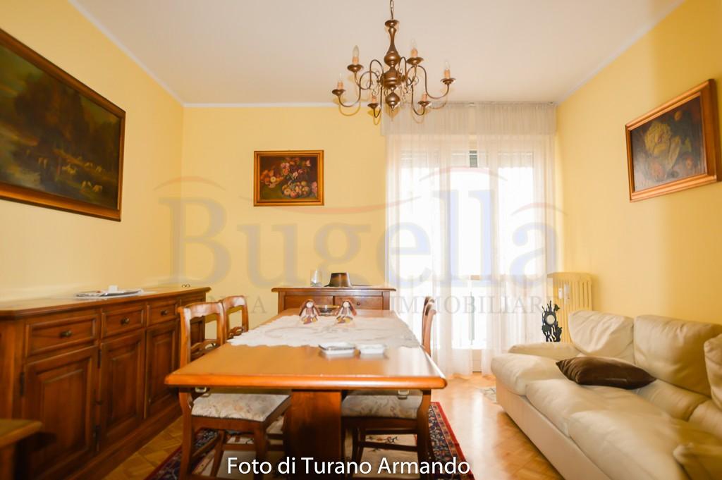 Appartamento ben tenuto in vendita Cossato centro
