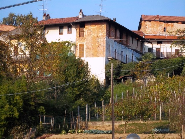 facciata casa