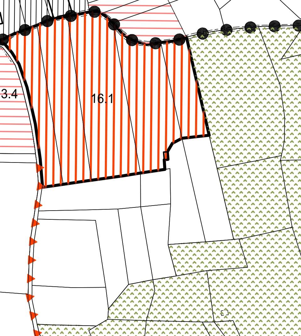Terreno edificabile in vendita Cossato zona Cerro